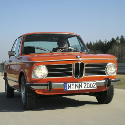 bmw 2002 tii front
