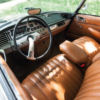 Citroen DS 21 interieur