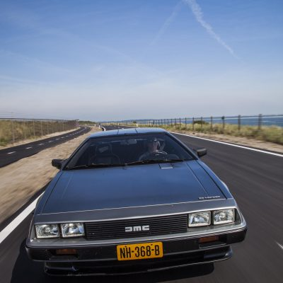 DeLorean DMC-12 voorkant