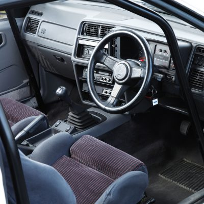 Ford Sierra RS Cosworth interieur