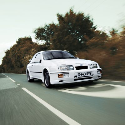 Ford Sierra RS Cosworth voorkant