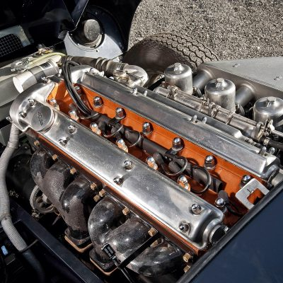 Jaguar E-Type motor