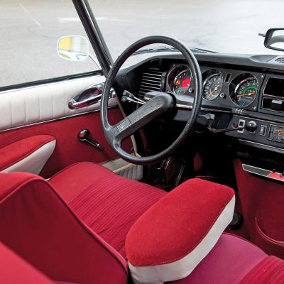 Citroen DS interieur