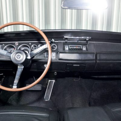 Dodge Charger RT interieur