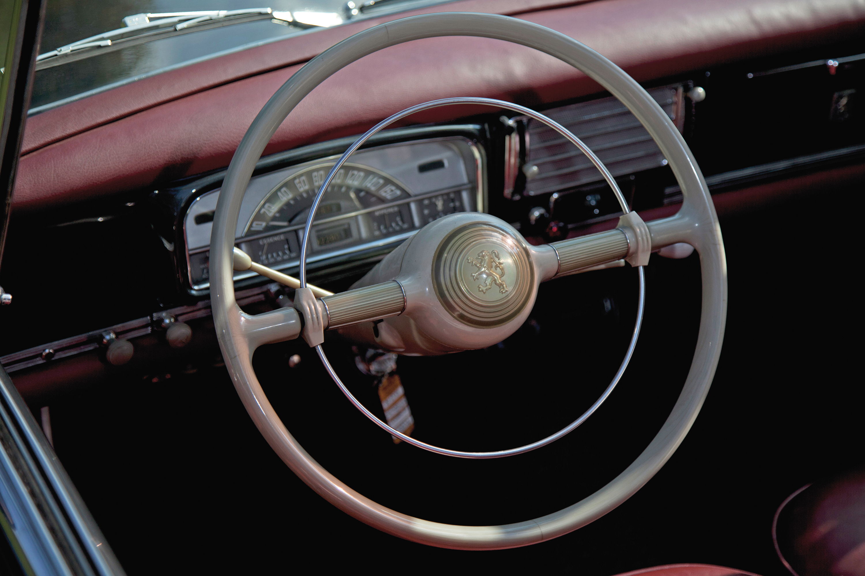 Atemberaubend Peugeot 403 Cabriolet specificaties en info - Classic Cars @XG_58