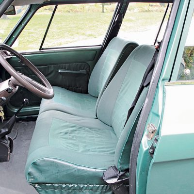 Citroën Ami Super interieur