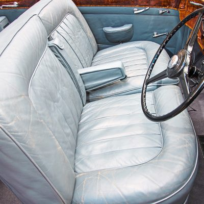Rolls-Royce Silver Cloud interieur