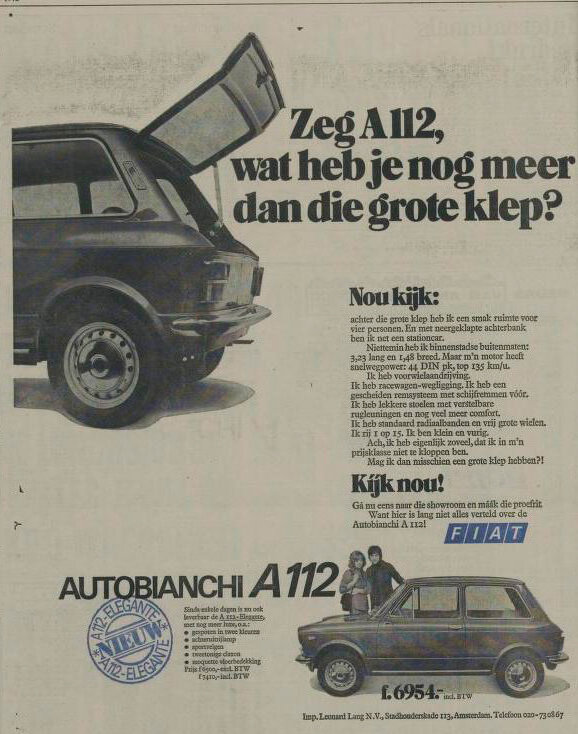 Advertentie_Autobianchi_A112